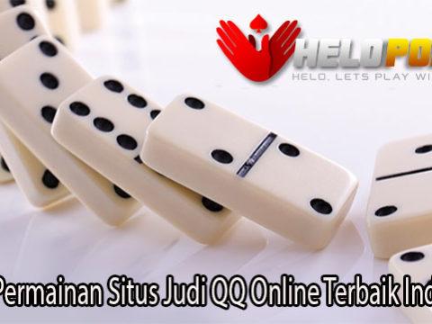 Kenali Permainan Situs Judi QQ Online Terbaik Indonesia